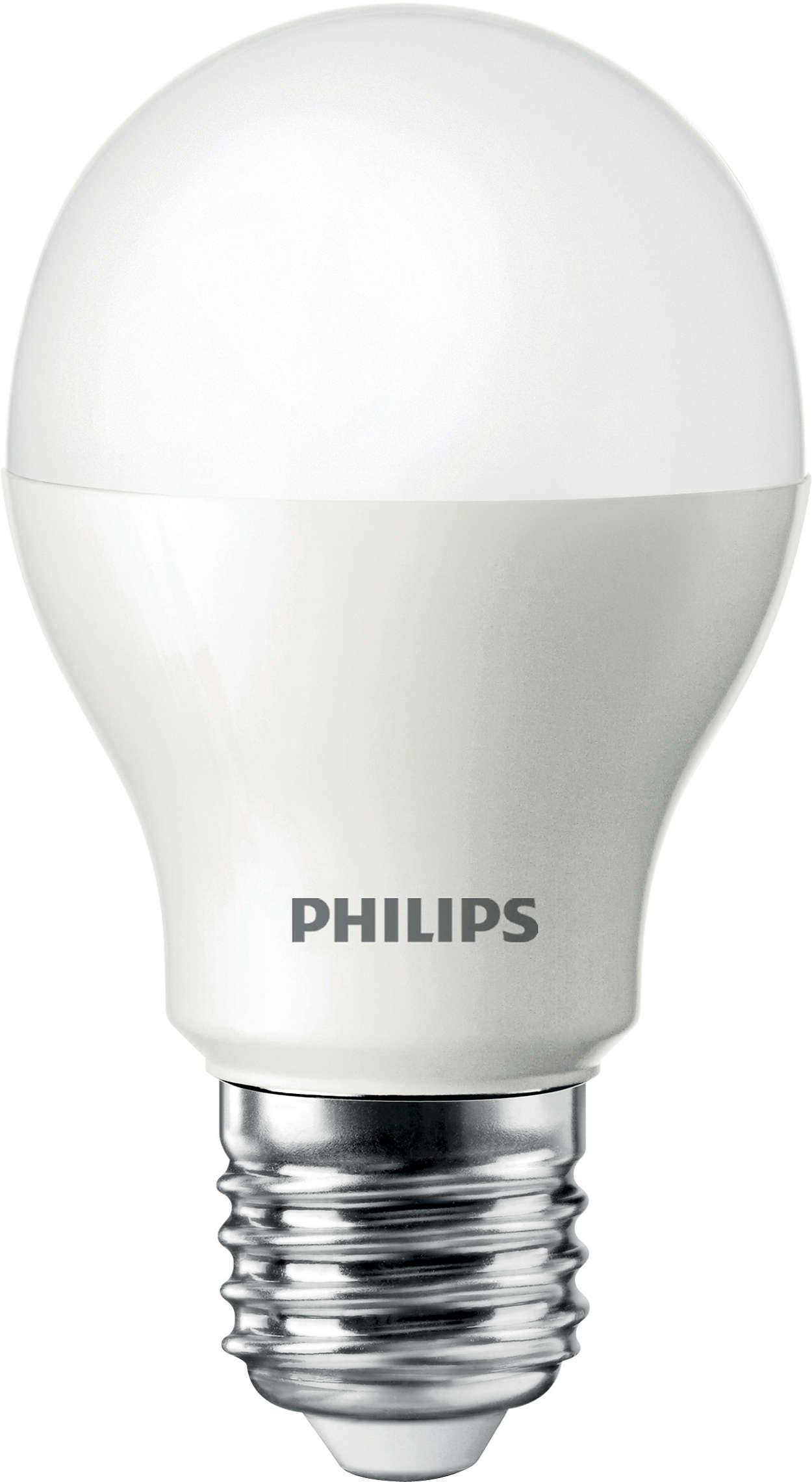 Uma lâmpada incomparável