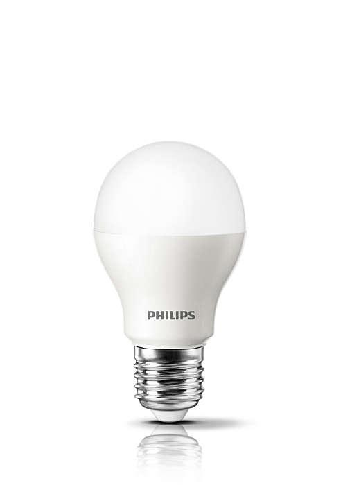 明亮 LED 燈帶來優異的照明品質