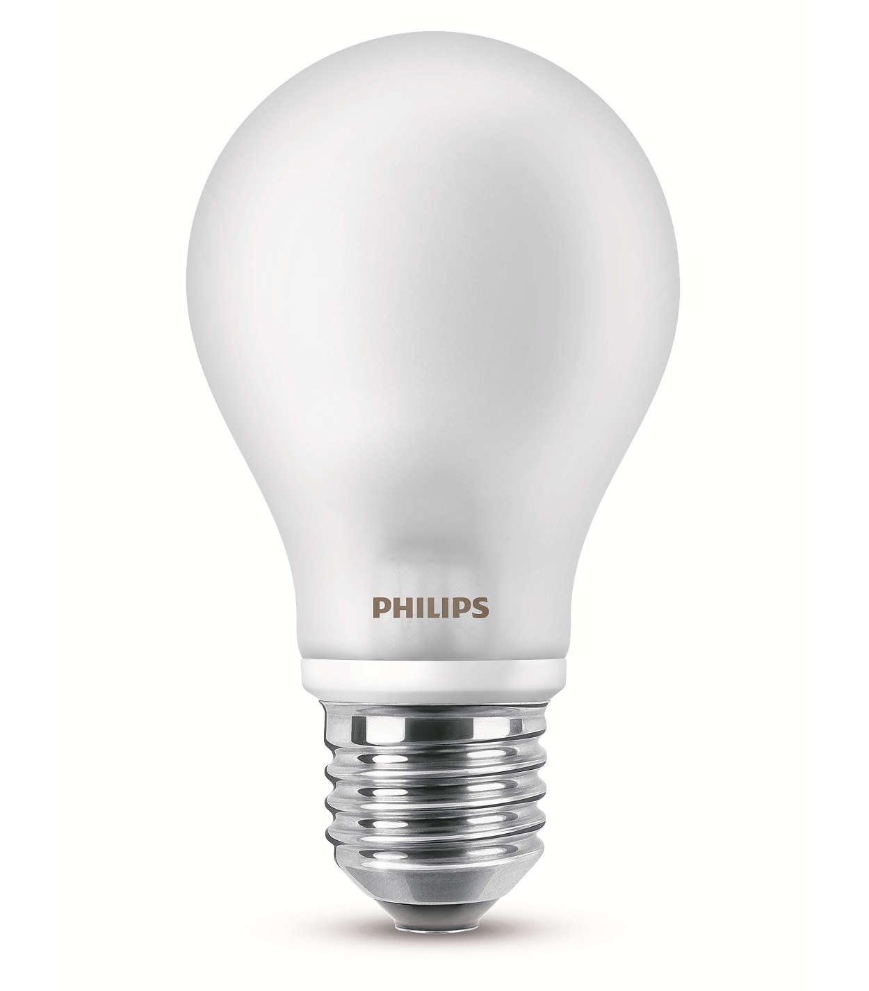 Klassinen muotoilu, moderni LED