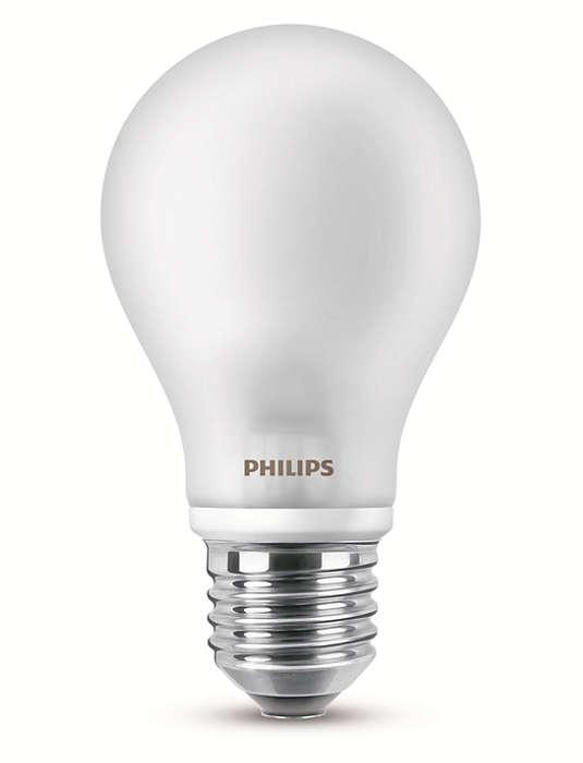 Det är LED, det är klassiskt