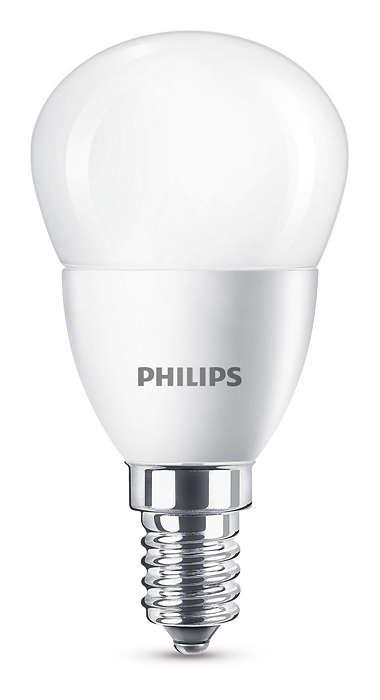 Teplé biele svetlo nekompromisnej kvality