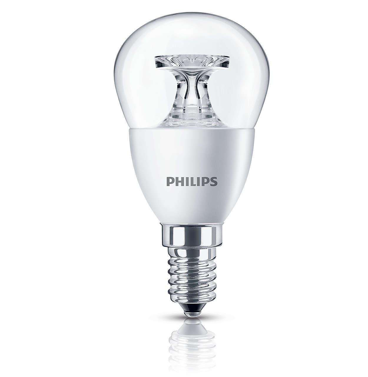 หลอดกลม LED คมชัดเจิดจ้า เพิ่มความสะดวกสบายให้แก่บ้านของคุณ