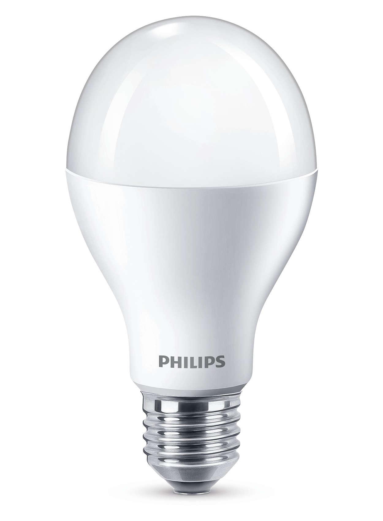 Designet for lys av perfekt kvalitet