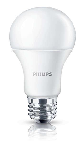 Conceput pentru o calitate perfectă a luminii