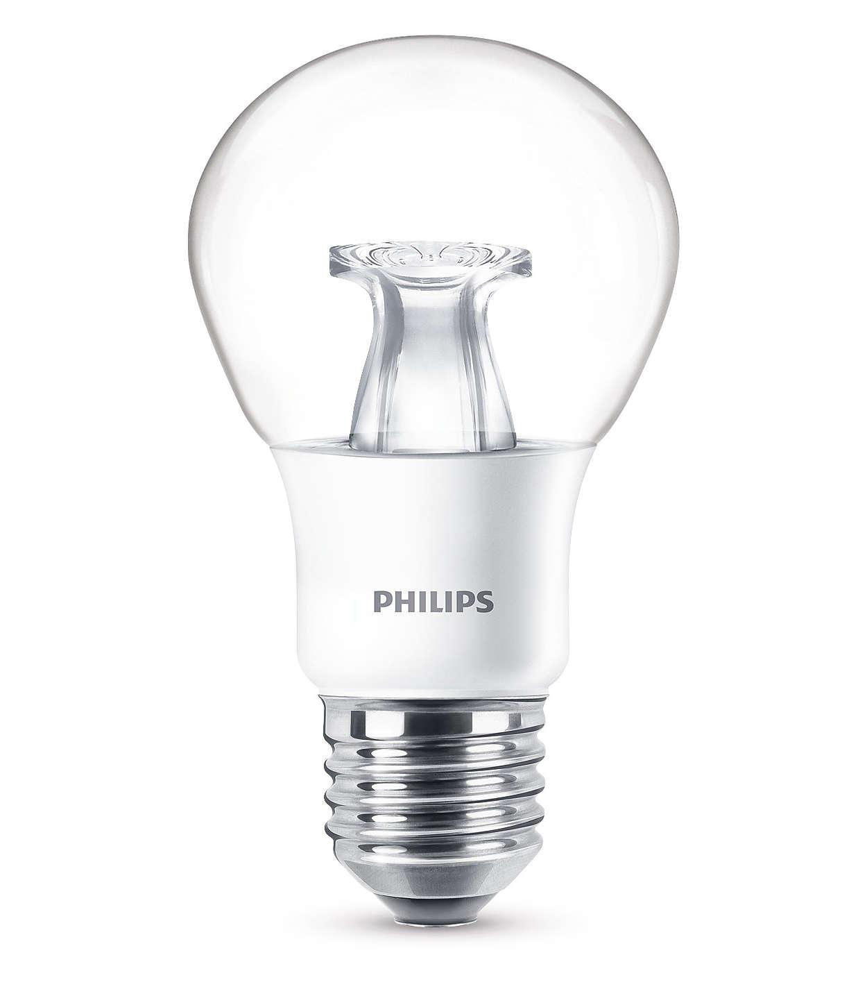 La luce giusta crea l'atmosfera