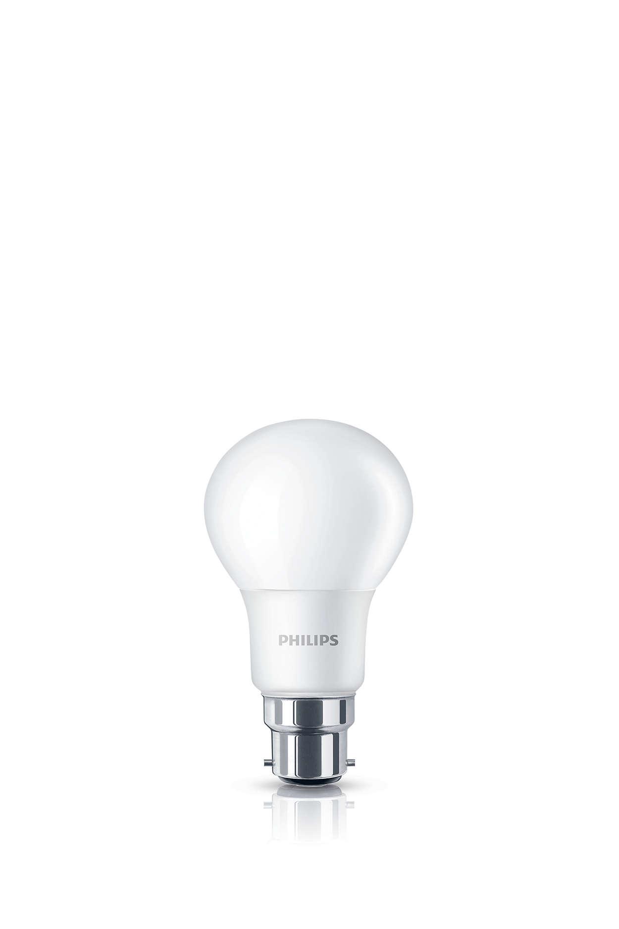 Upplev varmvitt LED-ljus
