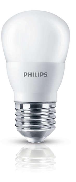 體驗暖黃光 LED 燈光
