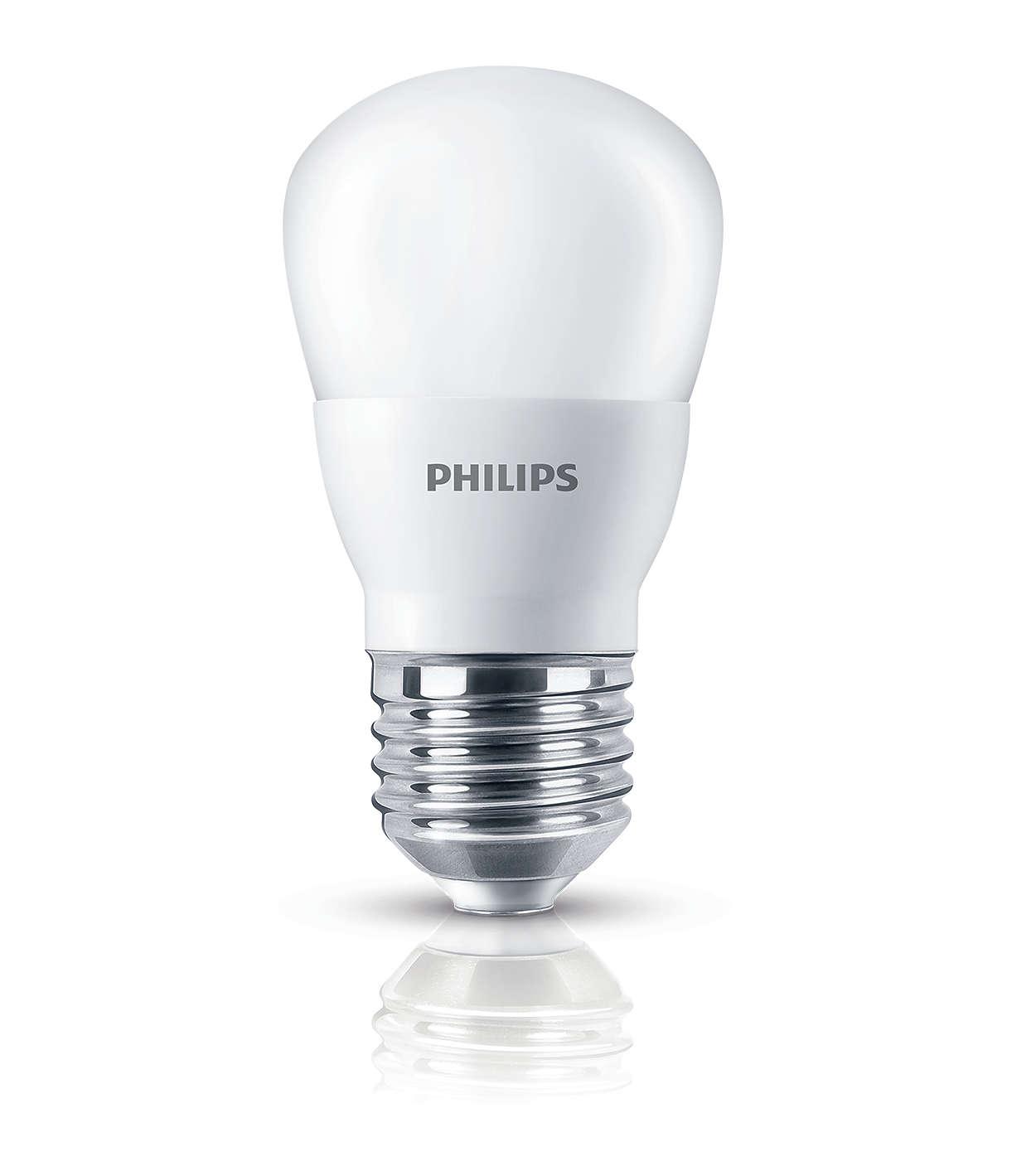 Iluminación LED brillante con excelente calidad de luz