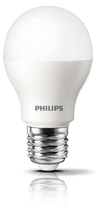 ไฟ LED สว่างจ้า ด้วยคุณภาพแสงชั้นเยี่ยม