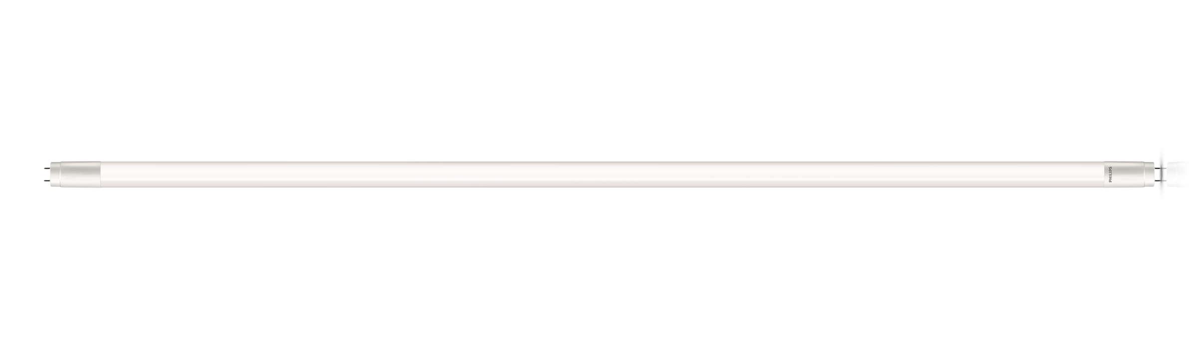 Iluminación duradera para tareas visuales, gran calidad de luz
