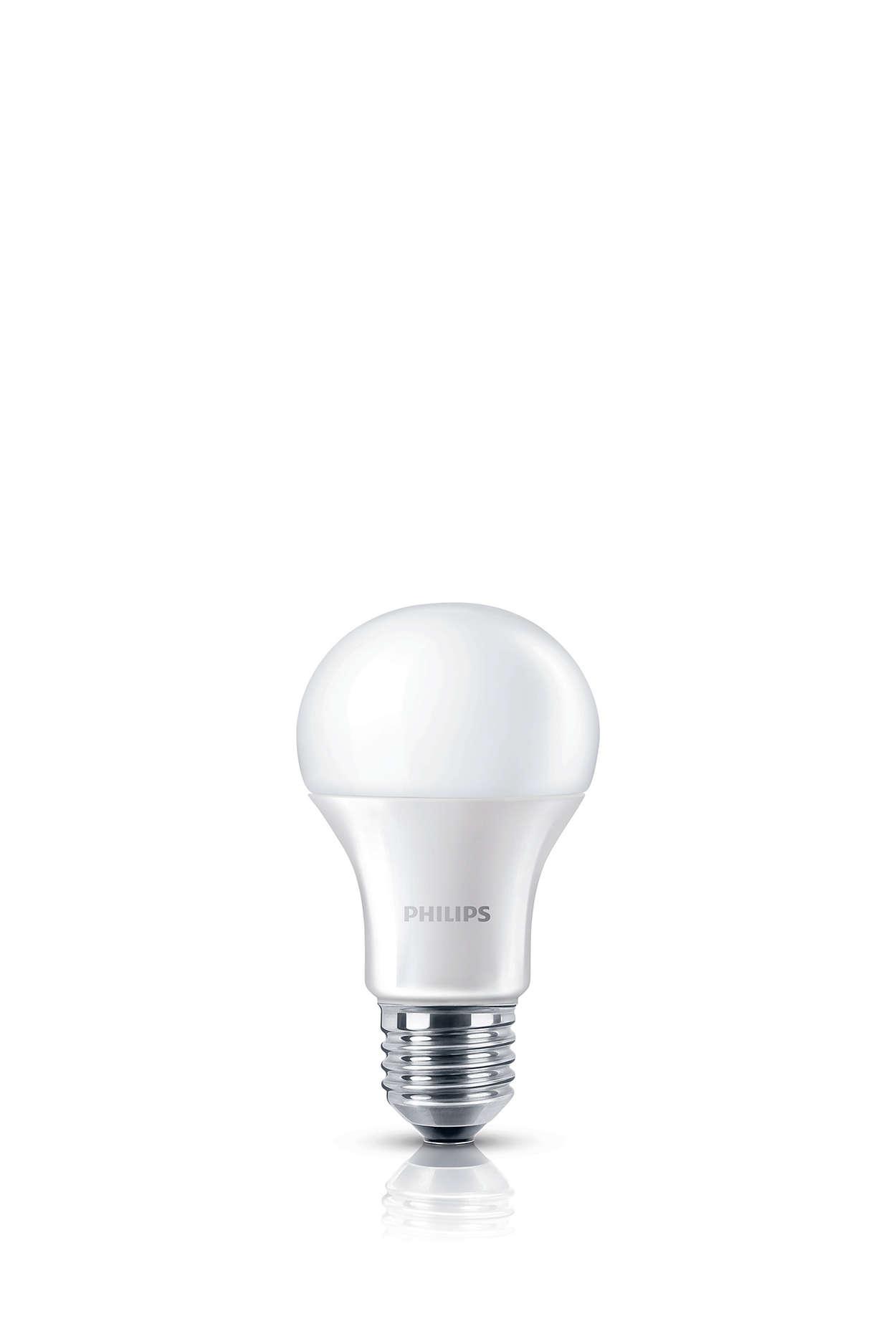 Luz blanca brillante, sin sacrificar calidad de luz