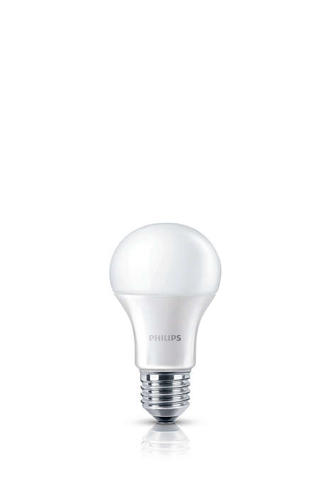 Lumière blanche éclatante d'excellente qualité