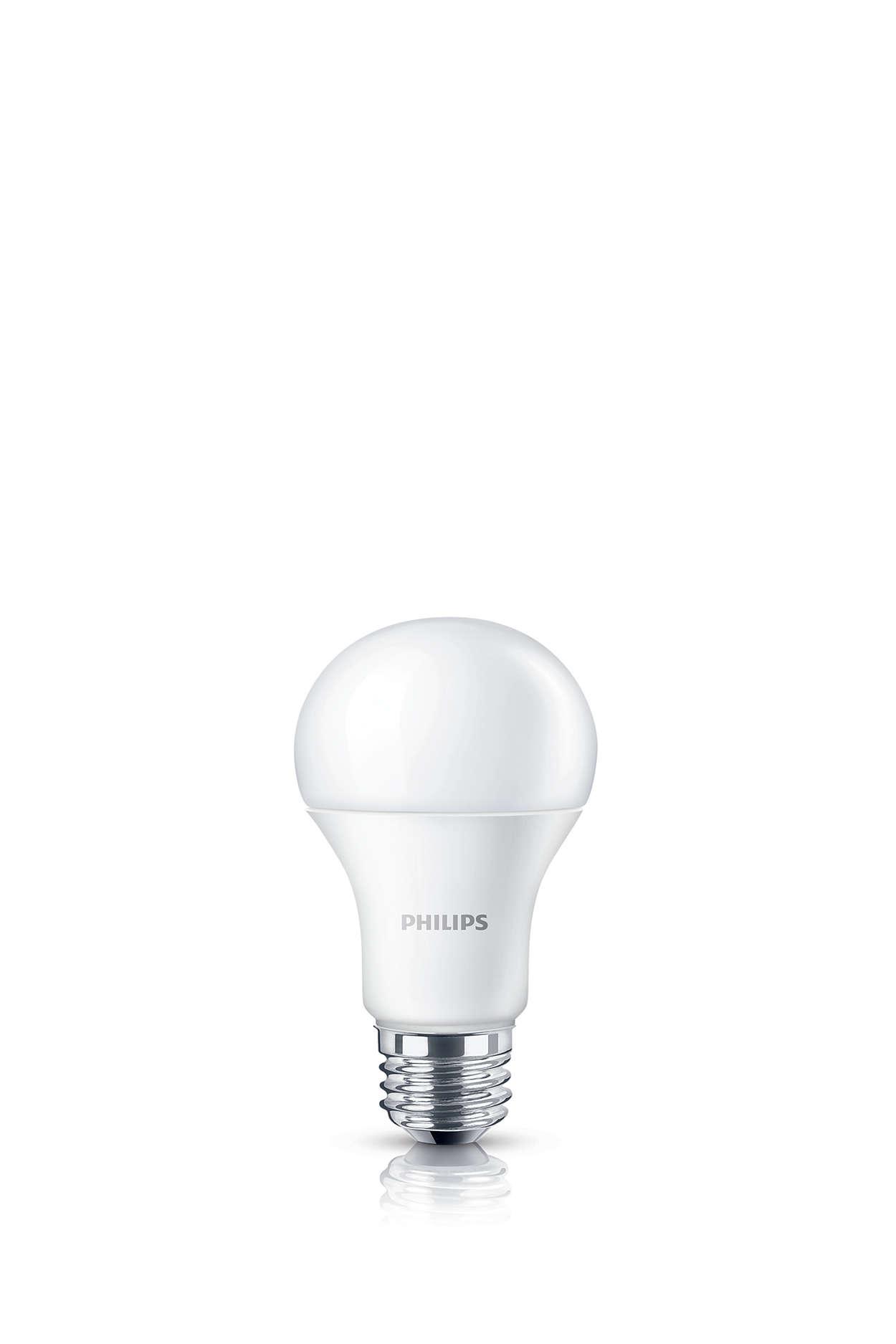 Designet til perfekt lyskvalitet