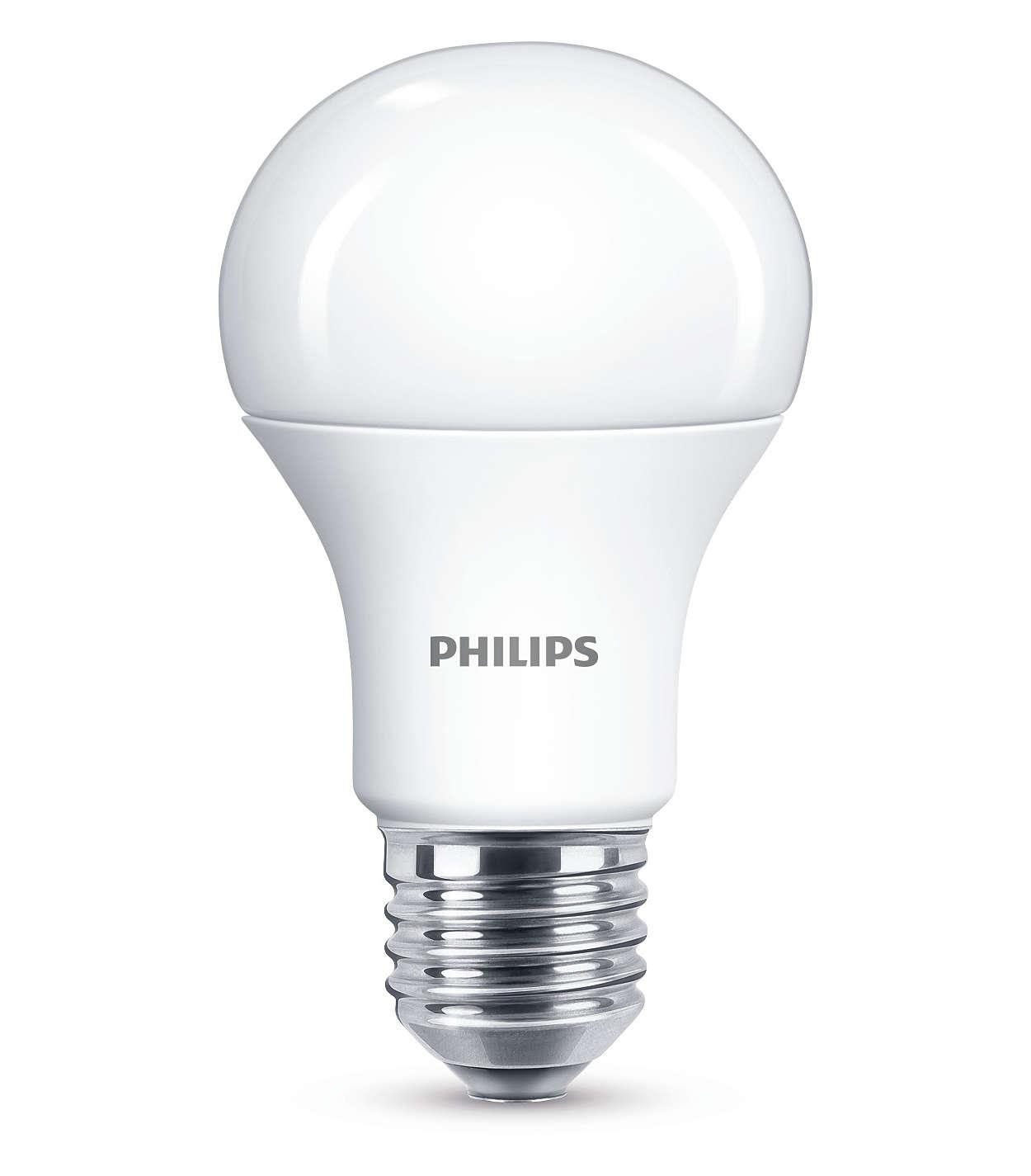 Balta ryški šviesa, nenusileidžianti savo kokybe