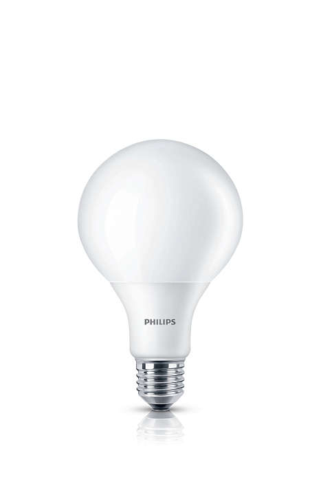 Ciepłe białe światło z zachowaniem wysokiej jakości