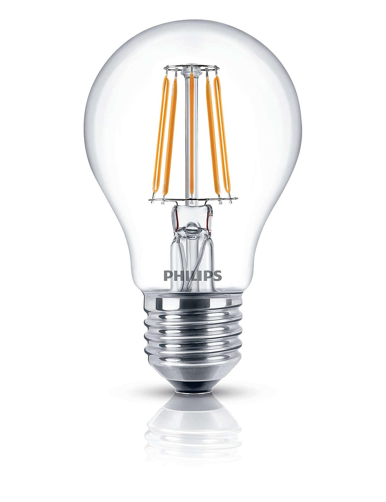 Dekorativní lampy LED