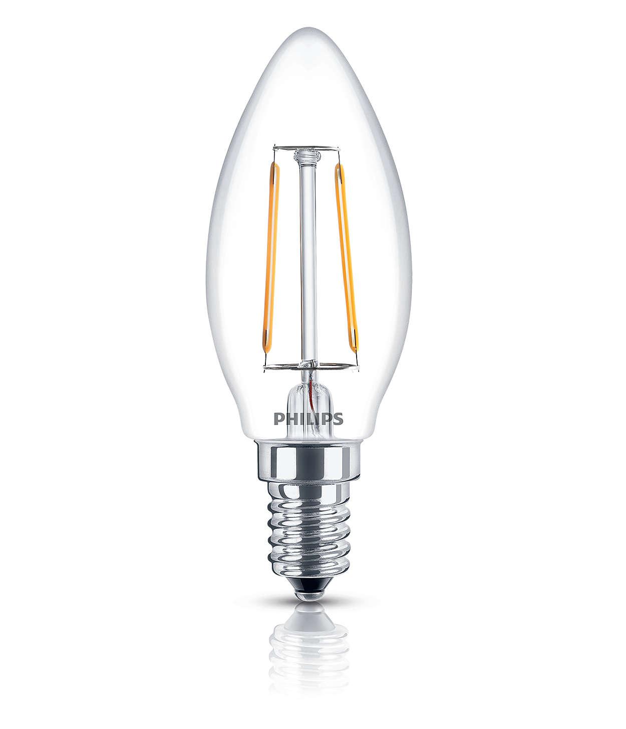 Декоративни LED лампи