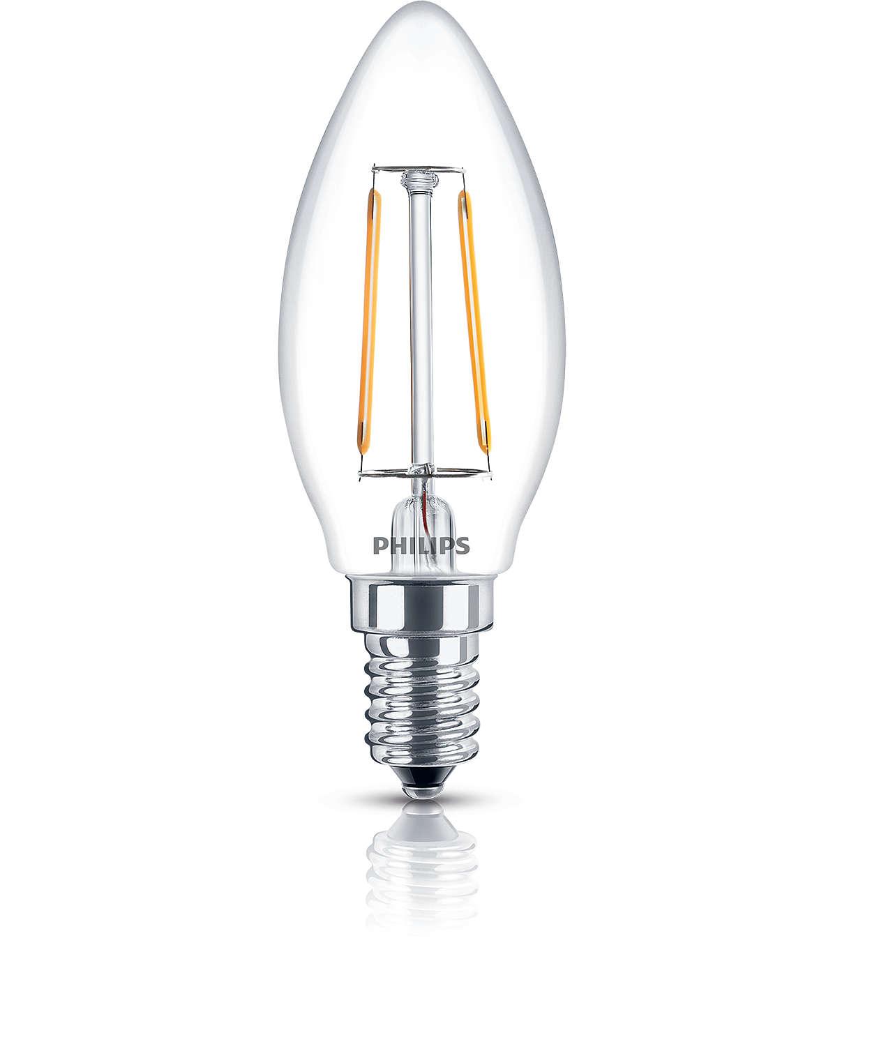 Декоративные светодиодные лампы