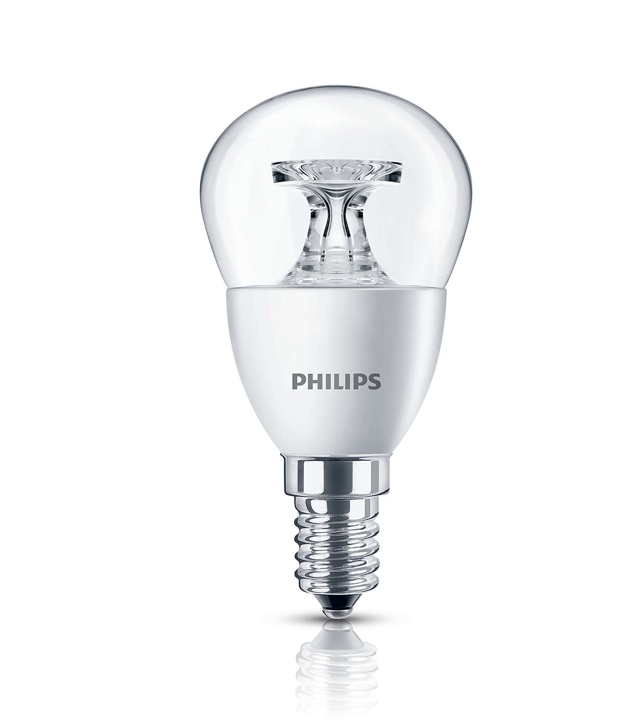 Clear LED luster adds comfort sparkle to your home