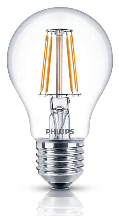 Decorative LED lamps