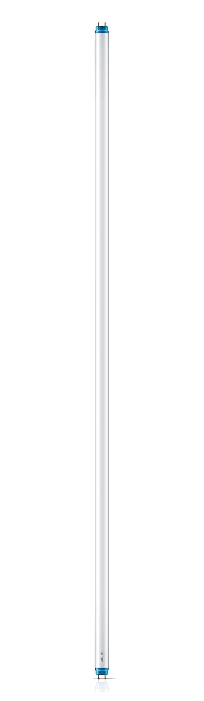 Atualize facilmente para o LED a partir de fluorescente linear