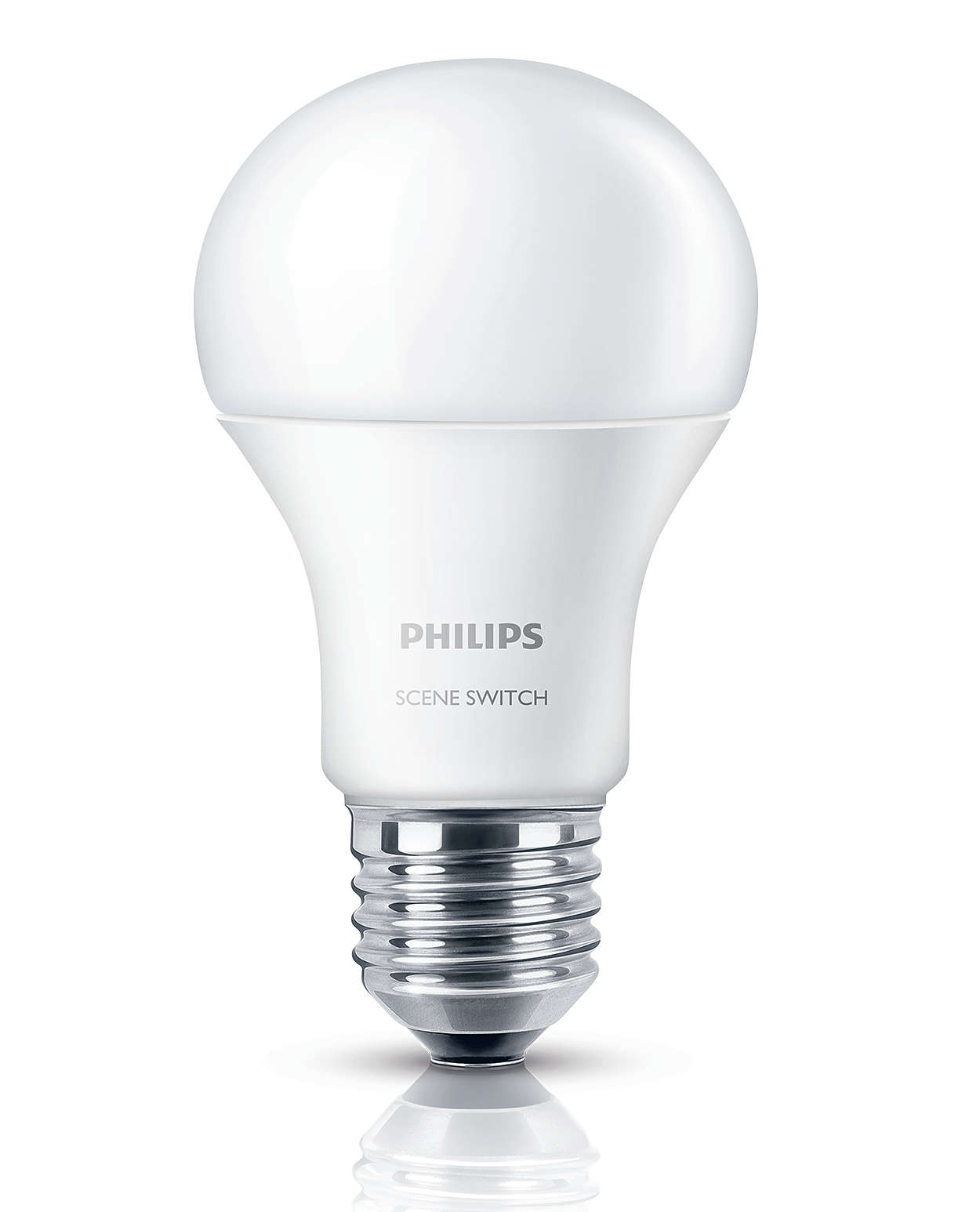 One bulb three settings