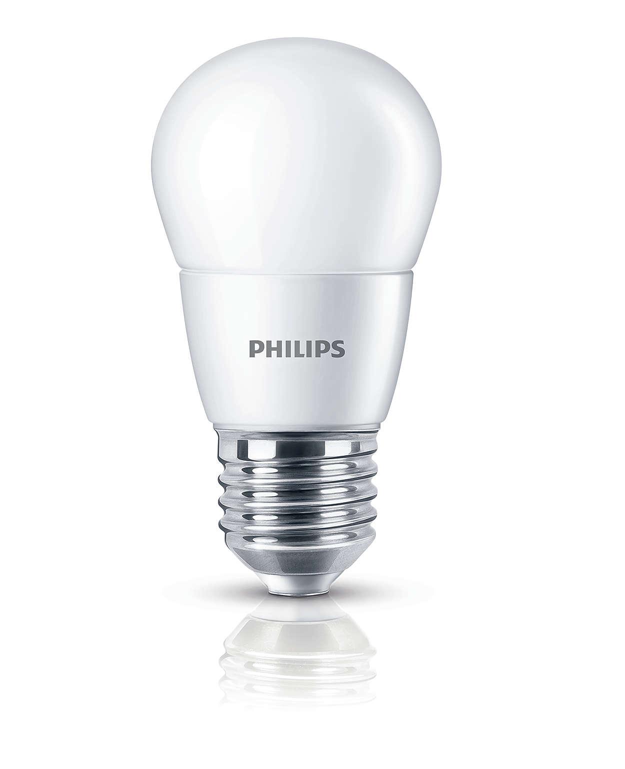 Bóng đèn LED hiện đại cho ngôi nhà bạn