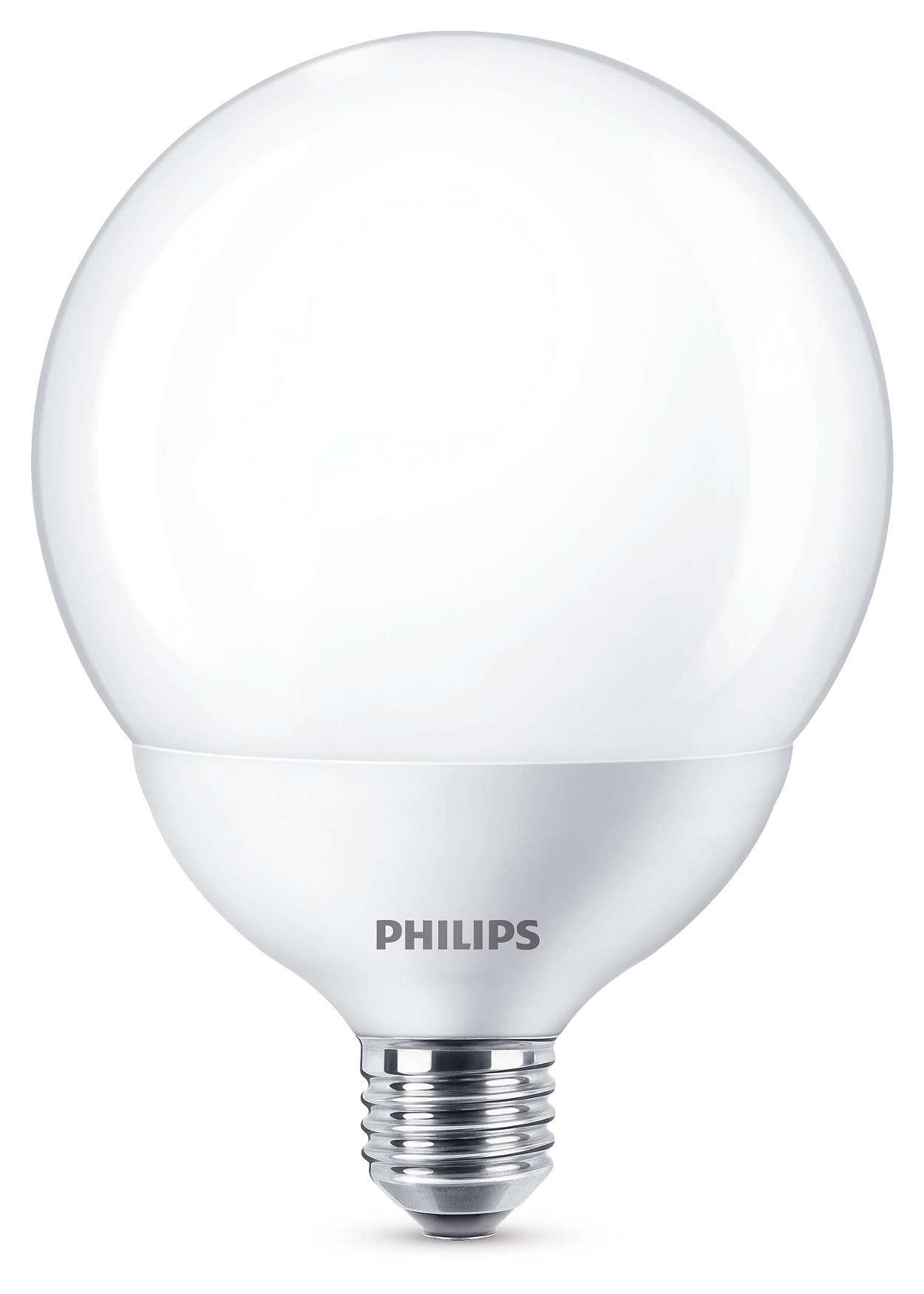 Теплый белый свет, непревзойденное качество освещения