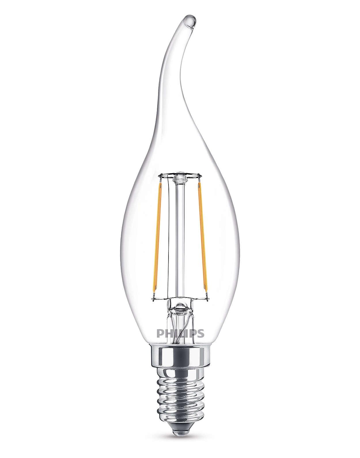 Přepínání světelných nastavení bez výměny žárovek