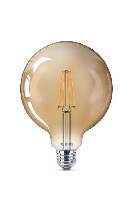 Schimbă setările de lumină fără a schimba becurile