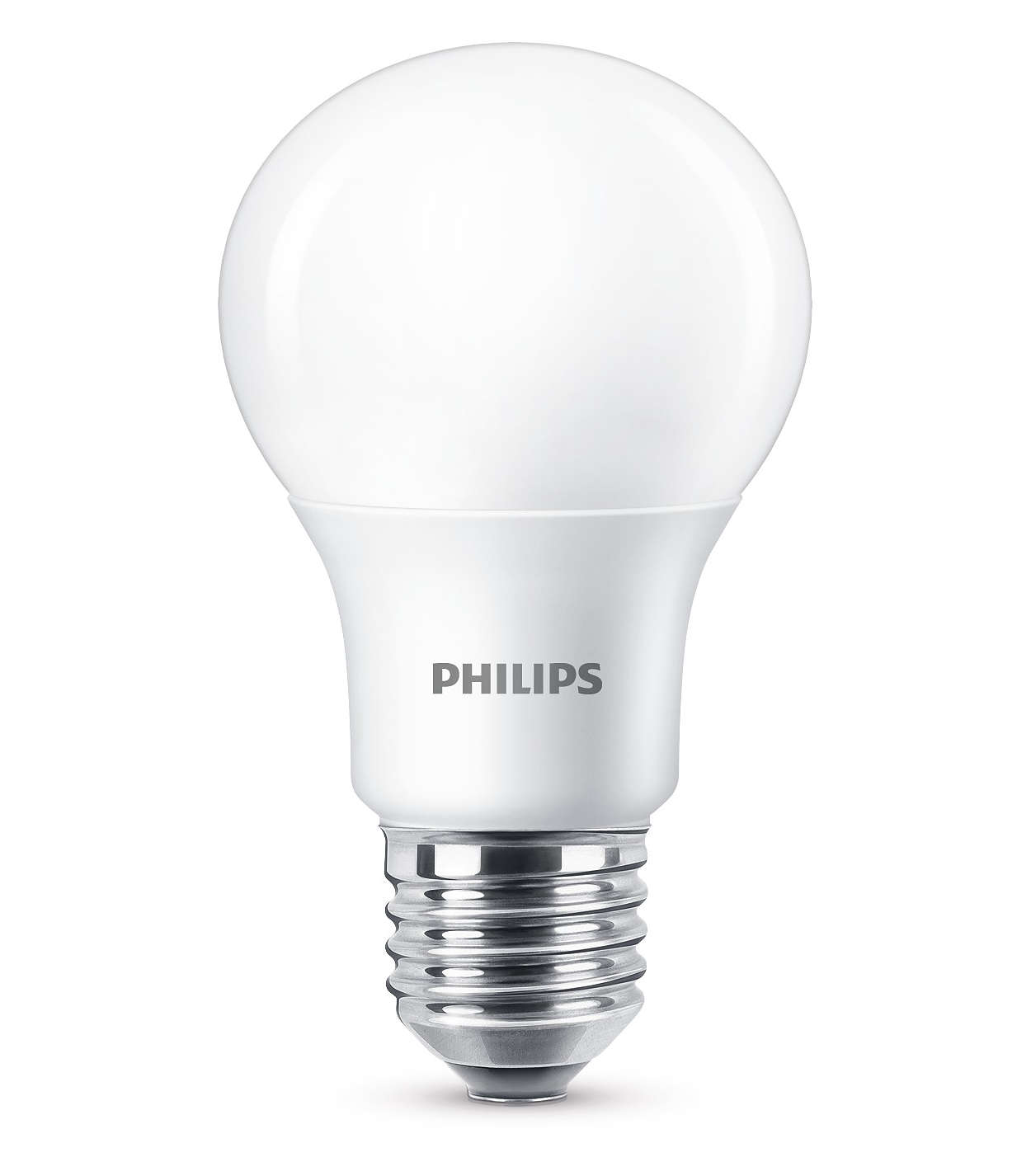Experimente uma luz LED branca suave de intensidade regulável