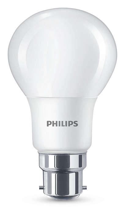 Muuta valaistusta lamppuja vaihtamatta