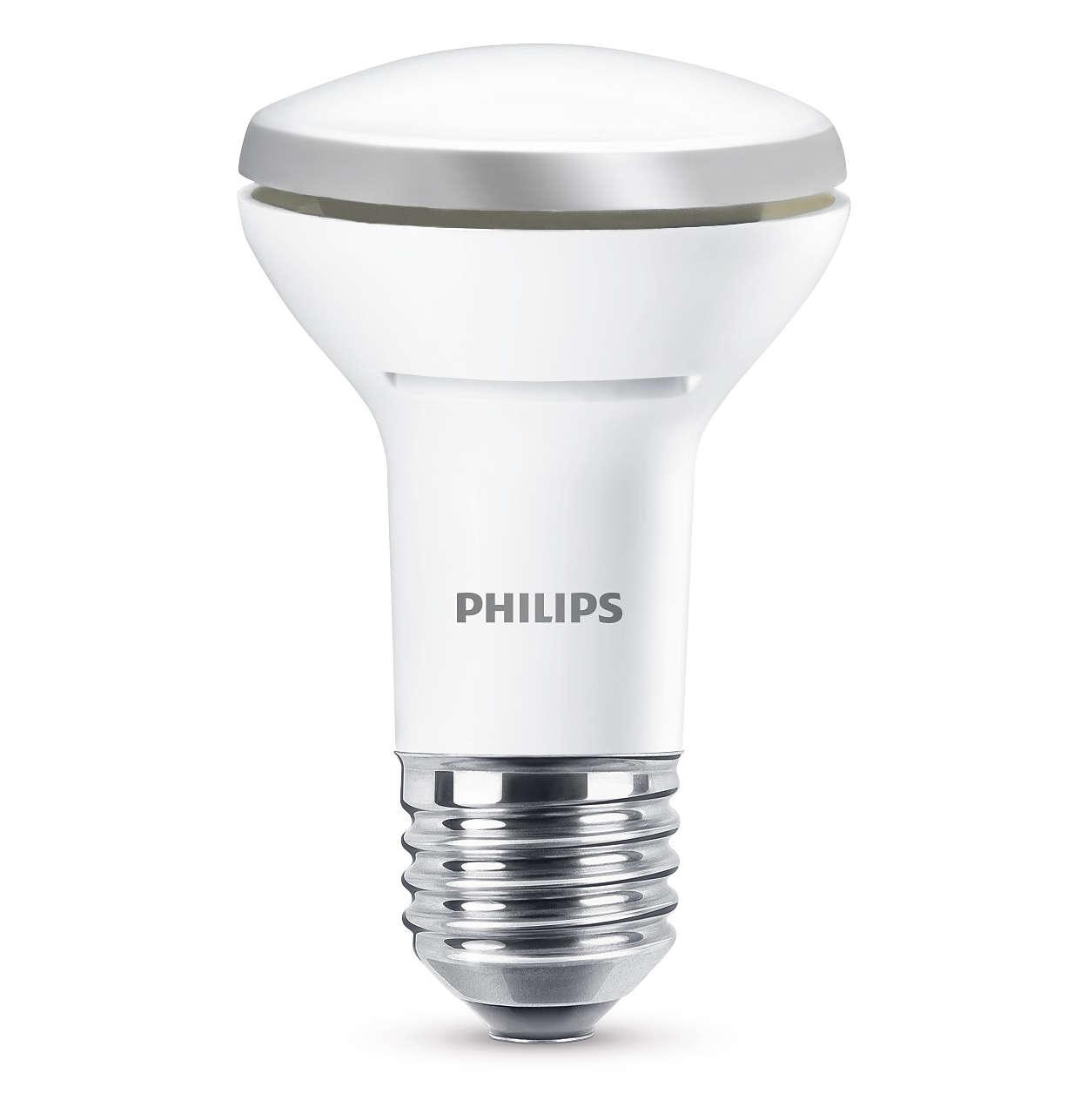 Hållbar LED-punktbelysning med riktat ljus