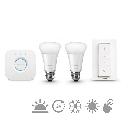 philips hue smart home lampen philips hue. Black Bedroom Furniture Sets. Home Design Ideas