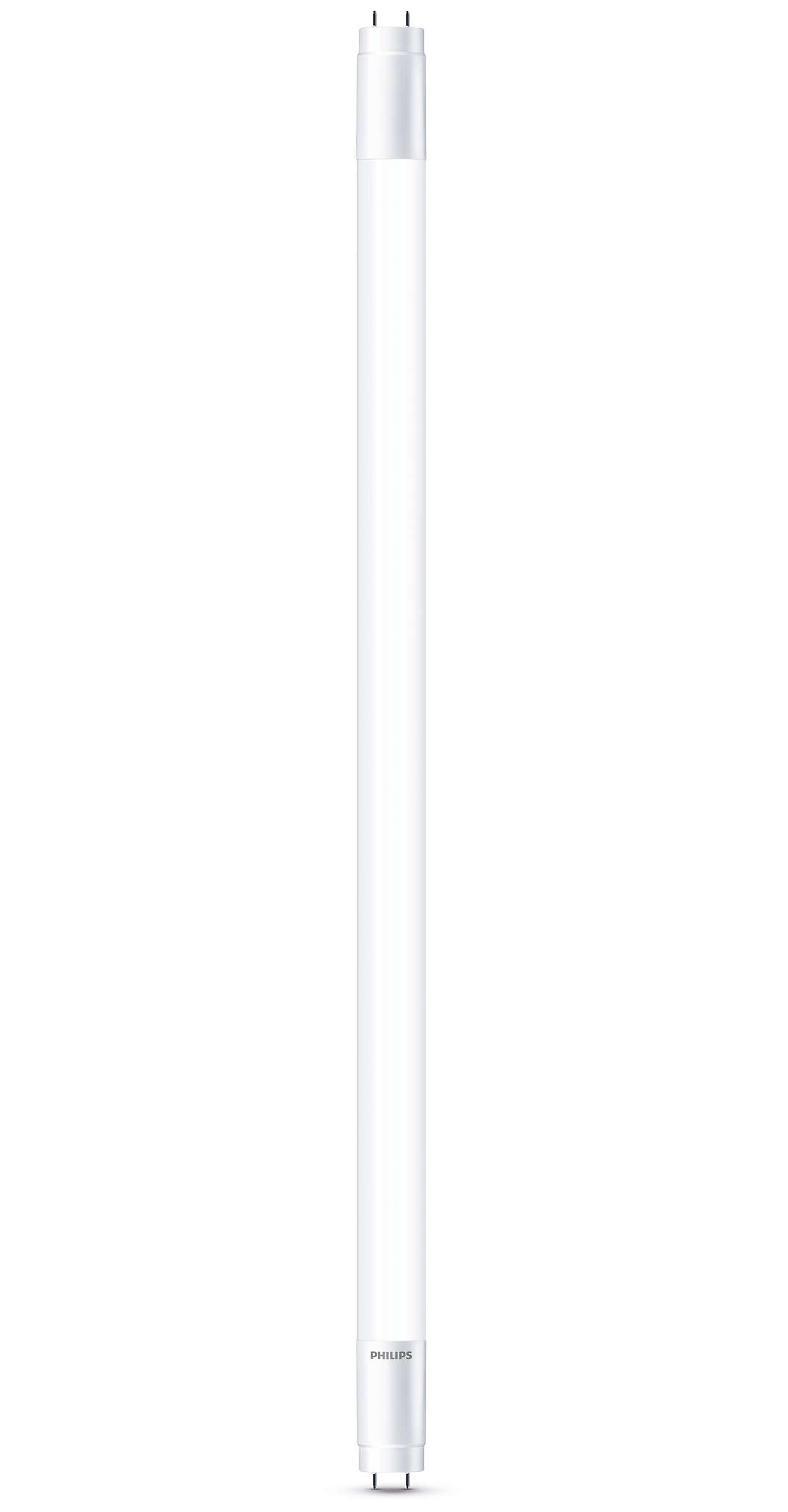 Hållbar LED-punktbelysning med hög ljuskvalitet