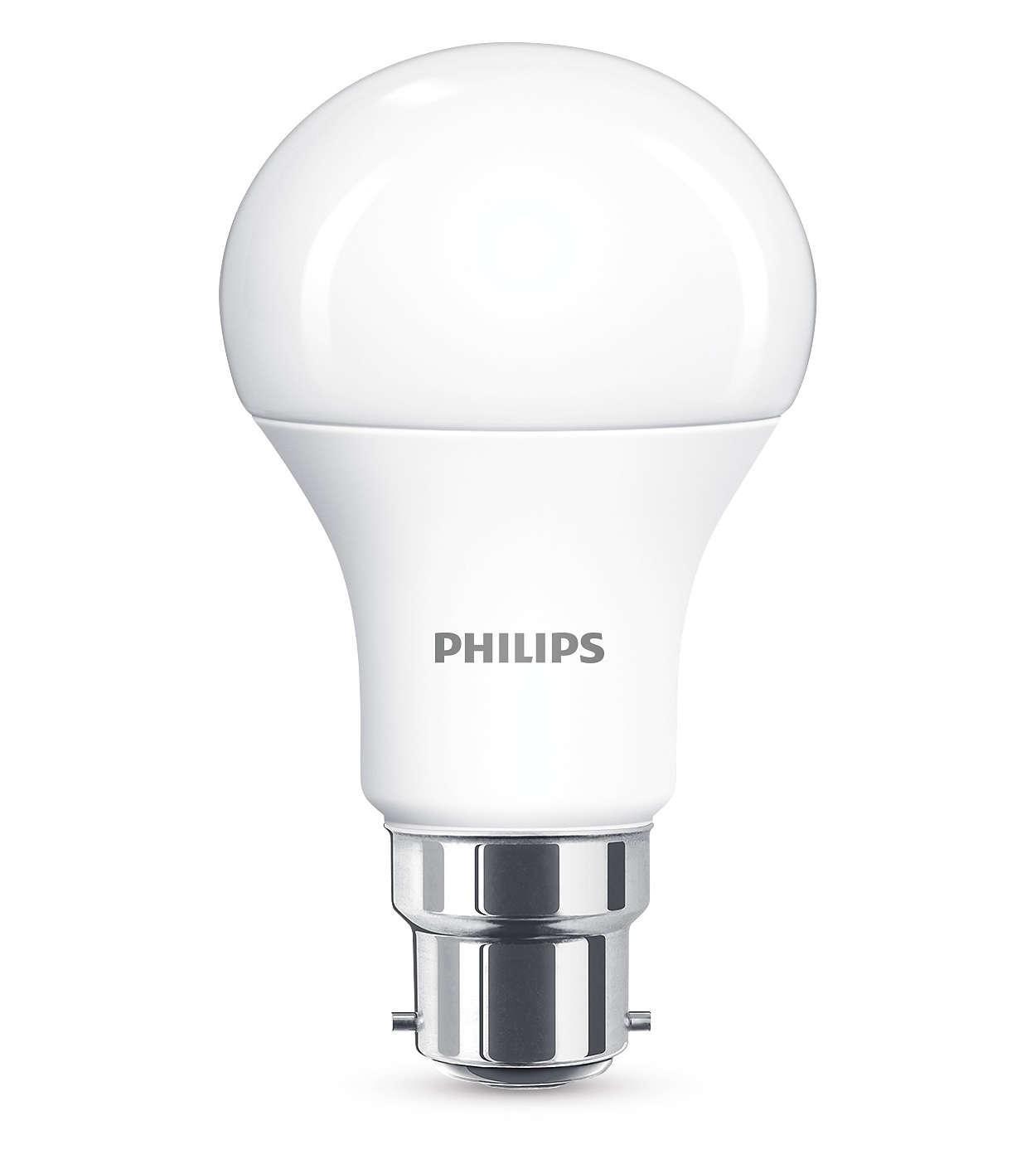 Топла бяла светлина, без компромис с качеството на осветлението