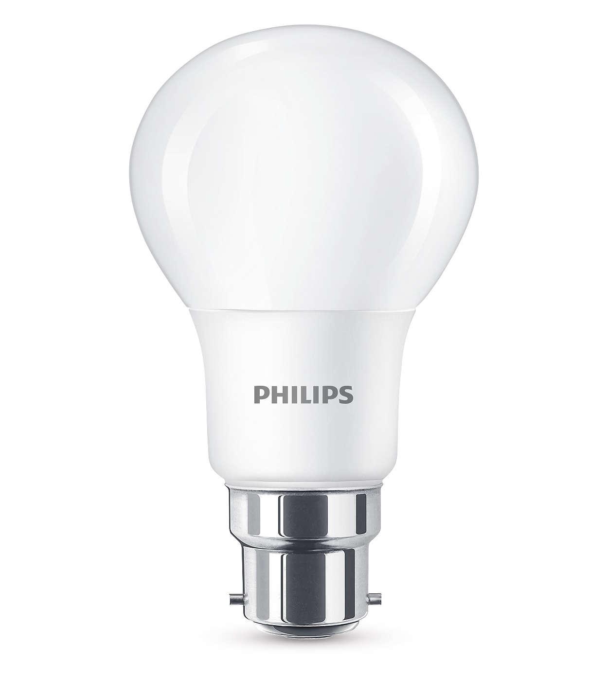 Kaldt hvitt lys, like god lyskvalitet