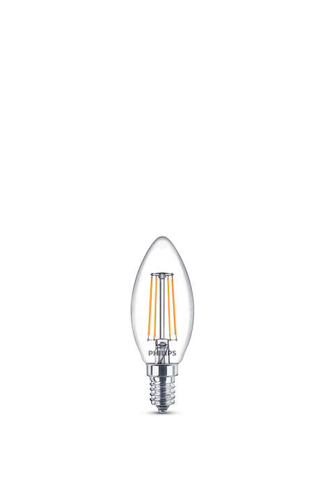 Promijenite postavke osvjetljenja bez zamjene žarulja