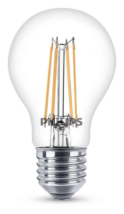 Ändra ljusinställning utan att byta lampa