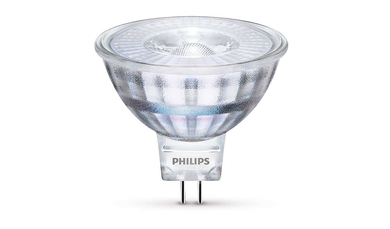 Durable LED accent lighting with a bright light