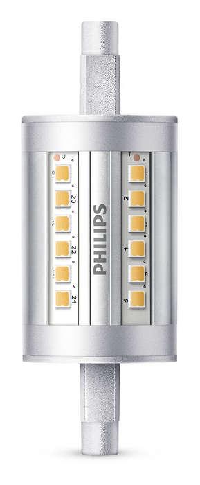 Luz LED duradera con haz de 300grados