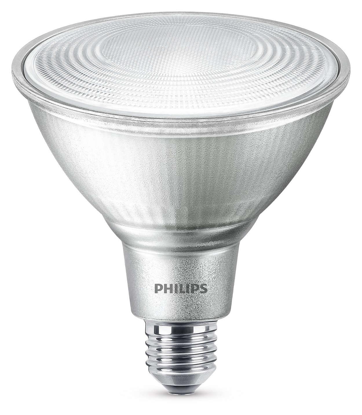 Hållbar LED-accentbelysning med riktat ljus