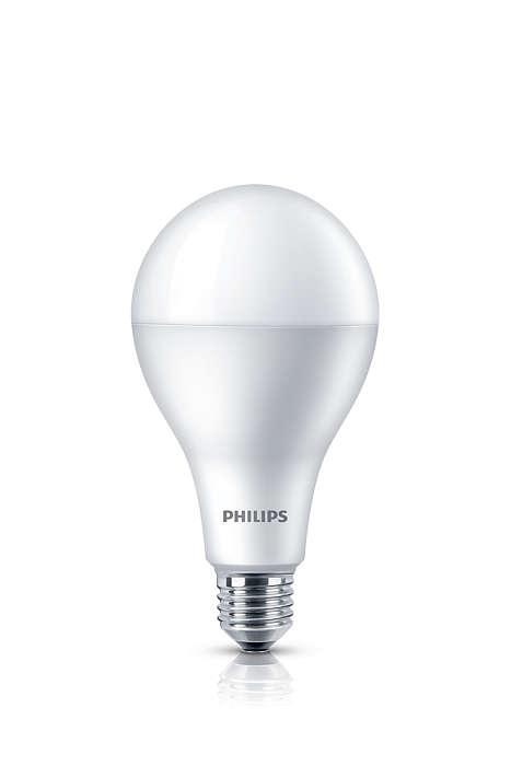 Яркий светодиодный свет и превосходное качество освещения