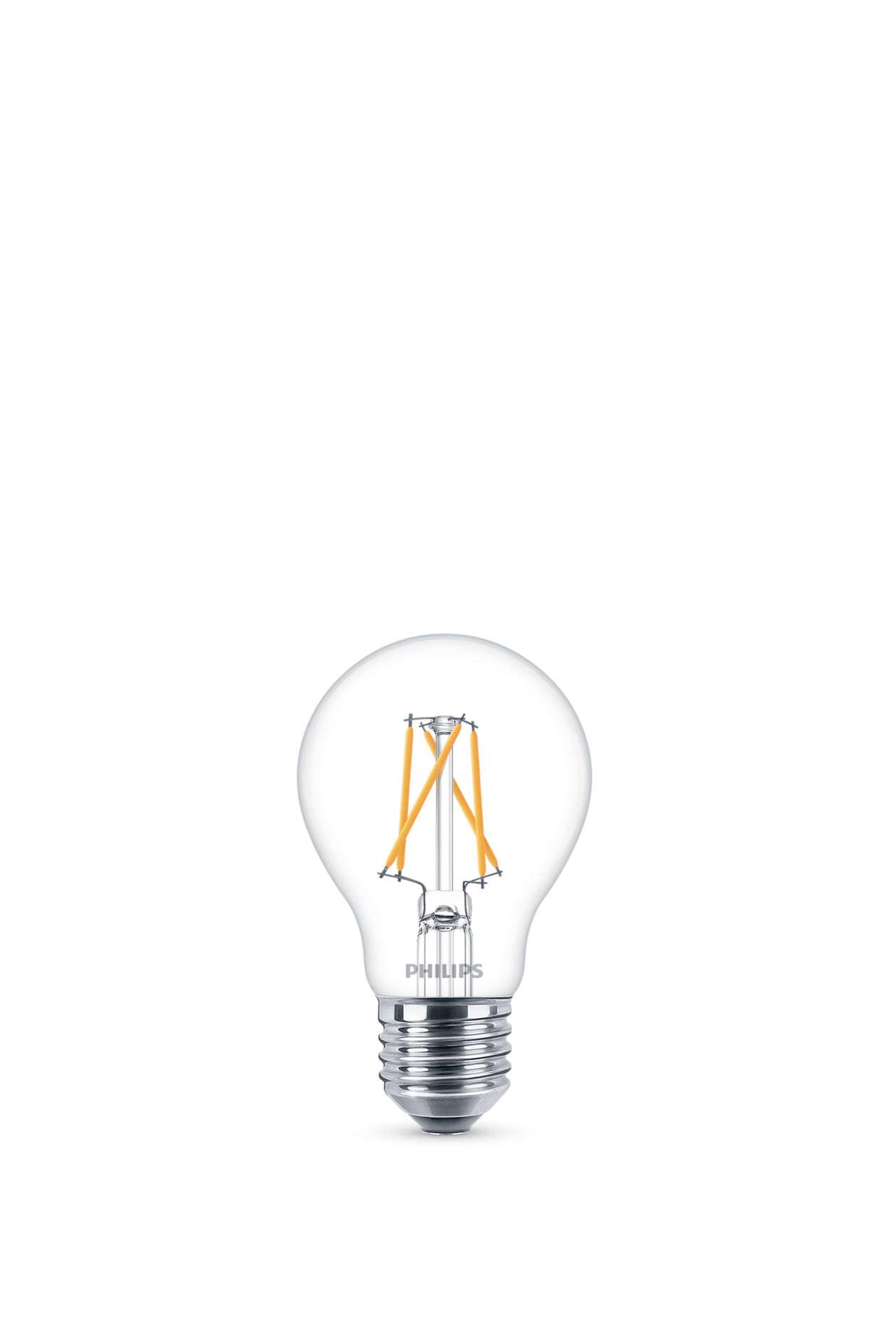 Jedno źródło światła, trzy ustawienia