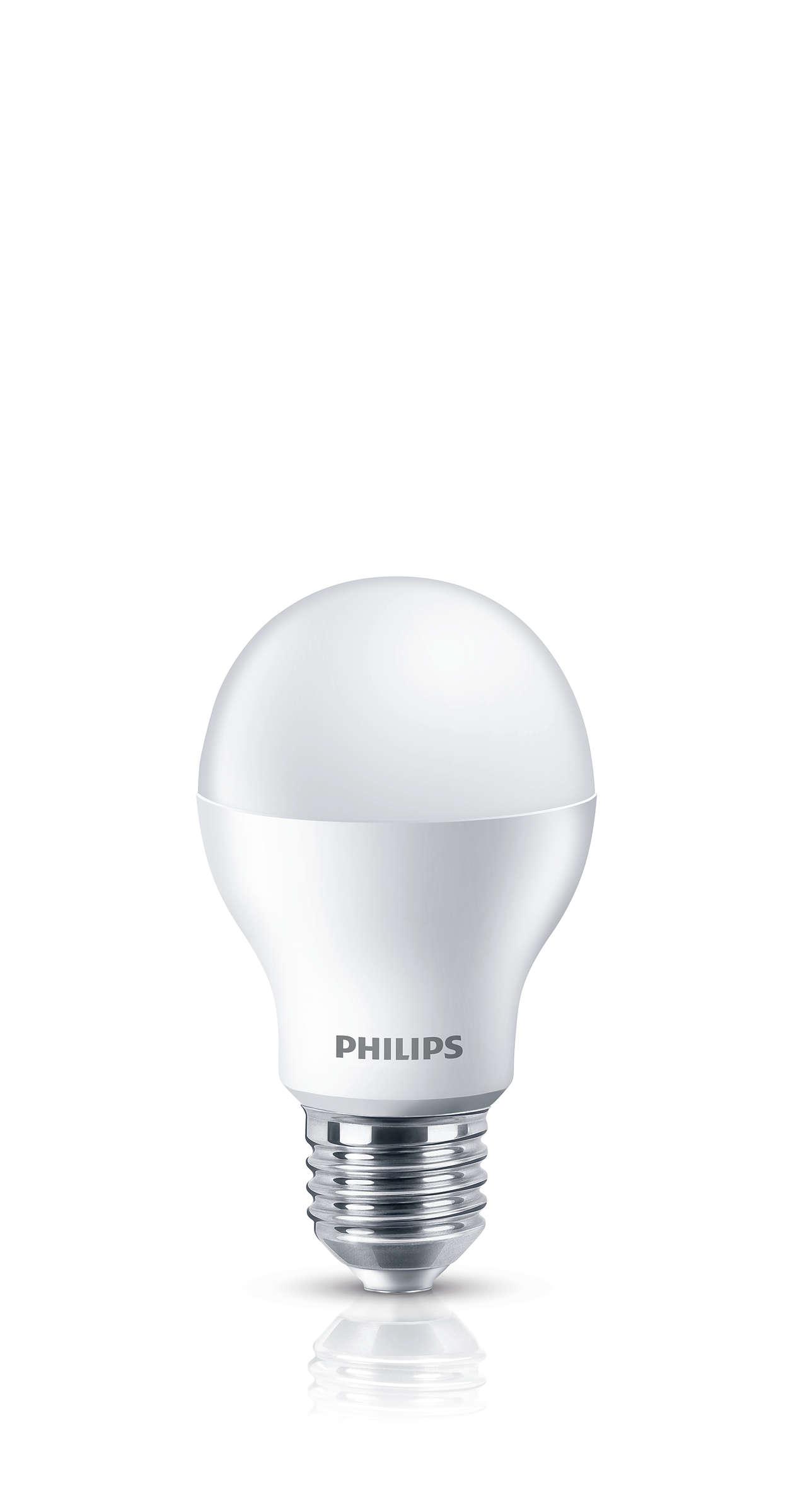 Lámpara de luz LED de última generación para el hogar
