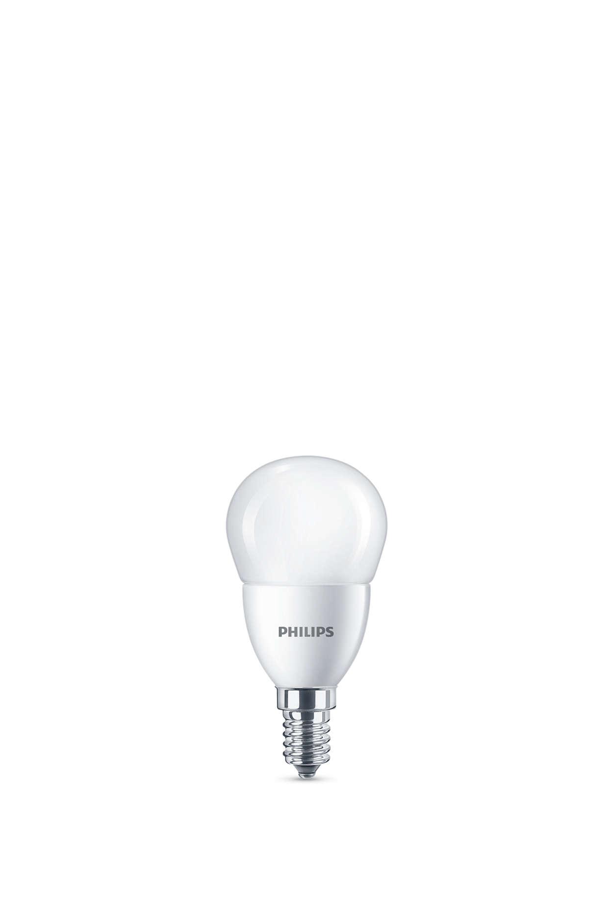 Яскраве світлодіодне освітлення, відмінна якість світла
