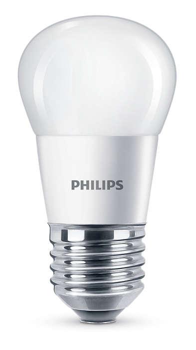 Luz que no cansa la vista