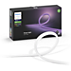 Hue White and color ambiance LightStrip Outdoor, 5 meter
