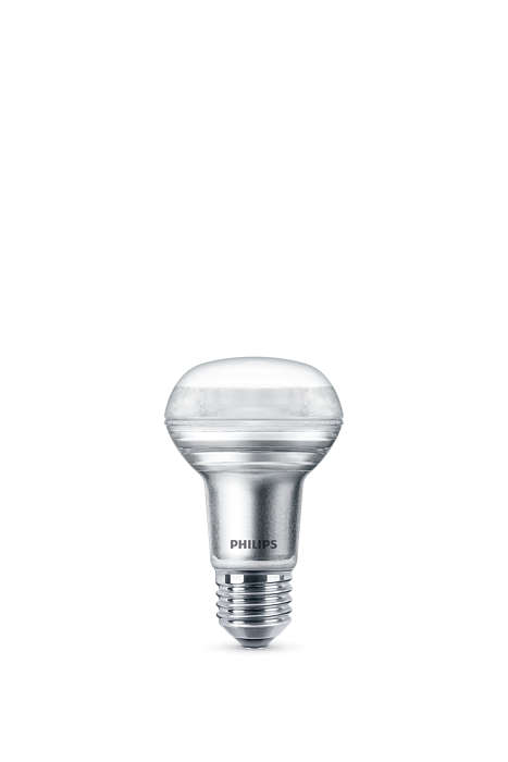 Hållbar LED-ljus med riktad stråle