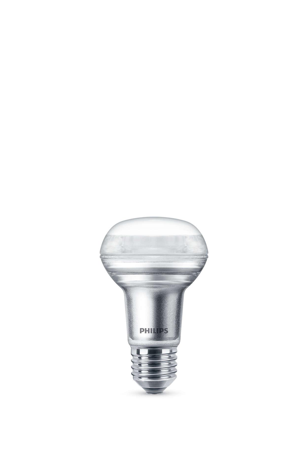 Надійна світлодіодна лампа з яскравим сфокусованим променем